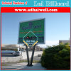 High Brightness P10 Full Color LED Outdoor Advertising Billboard Steel Structure
