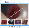 Diamond Backing PVC Coil Mat in Rolls for Double Color Design
