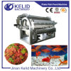 New Popular Aquarium Flake Fish Feed Machine