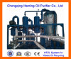 HTZL Used Engine Oil Vacuum Distillation Machine for Base Oil
