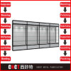 Hot Sale Strong Stainless Steel 304 Book Display Rack