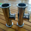 Stainless Steel Sanitary Triclamp Short Tee
