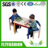 Melamine Board Nursery School Table with Chair (KF-03)