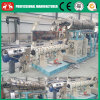 Double Screw Floating Fish Feed Extruder Machine