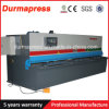 Heavy QC12y 8X6000 Steel Cutting Machine