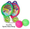 Funny Sports Hula Hop Toy