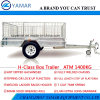 ATM 1400kg Box Trailer with Cage/Dump Trailer/Tipper Trailer