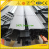 Powder Coated Aluminium Extrusion Profile for Outdoor Shutter/Louvers