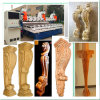 3D CNC Wood Engraving Machine / 5 Axis Multi Spindle CNC Router