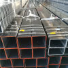 ASTM A500 Gr. B S235jr Black Square Structural Tubing with Oil Surface