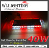 40 LED Warning Mini Light Bar with Magnetic Base