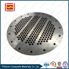 Bimetal Tube Sheet with Carbon Steel Cladding Titanium for Tube Heat Exchanger