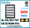 160W 120W UL IP65 RoHS LED Canopy Lights for Tunnel