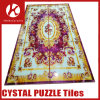 Euro Design Patterns Micro Crystal Marble Stone Floor Tiles