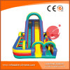 30′ Multi-Function Inflatable Amusement Obstacle Slide for Kids (T4-430)