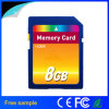 OEM Manufacturer 8GB Class6 SD Memory Card