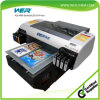 A2 UV Flatbed Printer for Crystal, Plastic with Clear Color