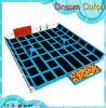 2017 Indoor Playground Naughty Trampoline for Amusement Park