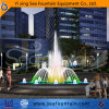 European Style Interactive Musical Dancing Color Changing Fountain