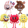 Emoji Character Plush Toy