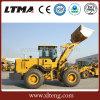 Ltma New 4 Tons Wheel Loader with 2.5m3 Bucket Capacity