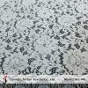 Cotton Flower Lace Fabric for Wedding Dresses (M2162-MG)