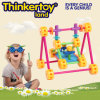 Plastic DIY Sensory Training Toy for Home School Curriculum