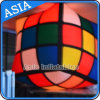 Customized Inflatable Advertising Printed Helium Cube Balloons for Celebration Day