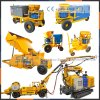 Anti-Explosion Pneumatic Mine Shotcrete Machine Application
