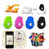 3G Personal Mini GPS Tracker with Sos Button (EV-07W)
