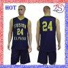 Cheap Mesh Dry Fit Men Reversible Basketball Jerseys
