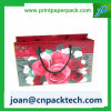Perspnalized Art Paper for Souvenir with Cotton Rope Handle Bag