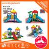 Amusement Park Cute Children Playground Slides Outdoor Playground for Sale
