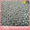 Wholesale 45*120 Sheet Aluminum Rhinestone Mesh