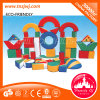 Indoor Games Playground Soft Toy Plastic Bricks for Sale