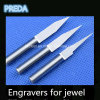 Tungsten Carbide CNC Jewelry Engraving Tools