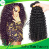 Stock Top Grade 100% Unprocessed Mongolian Kinky Curly Virgin Hair