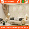 Beautiful Design Wall Paper with Floral Patterned
