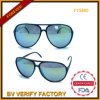 F15800 Unisex Pilot Sunglasses with Polarised Lenses From Wenzhou