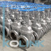 Cast Steel Gate Valve Flange Connection, OS&Y, Bb