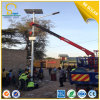 8m 60W Solar LED Outdoor Lighting with 10 Years Experience