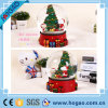 Details About Personalised Glass Snow Globe Christmas Birthday Gift Santa