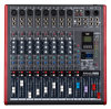 Professional Audio 8 Channels LED Mixer