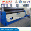 W11-12X2500 Mechanical Type 3 Rollers Carbon Steel Plate Bending Machine