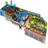 Plastic Children Playground Pirate Ship Outdoor Playground for Amusement Park
