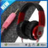 Lightweght Wire Over-Ear HD Stereo Headset with in-Line Mic