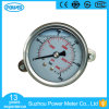 60mm Oil Filled Pressure Gauge with Bracket and Clamp