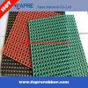 Acid Resistant Antislip Anti-Bacteria Interlocked Rubber Desk Mat