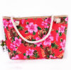 The New Bag Canvasbag National Wind Ladies Shoulder Bag Trend Ladies Beach Bag