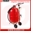 20 Gallon Removable Sandblasting Equipment